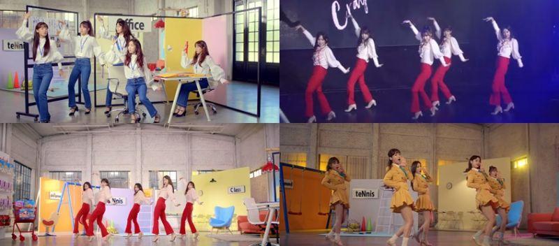 女團Crayon Pop回來了 復古可愛舞蹈搶先看!
