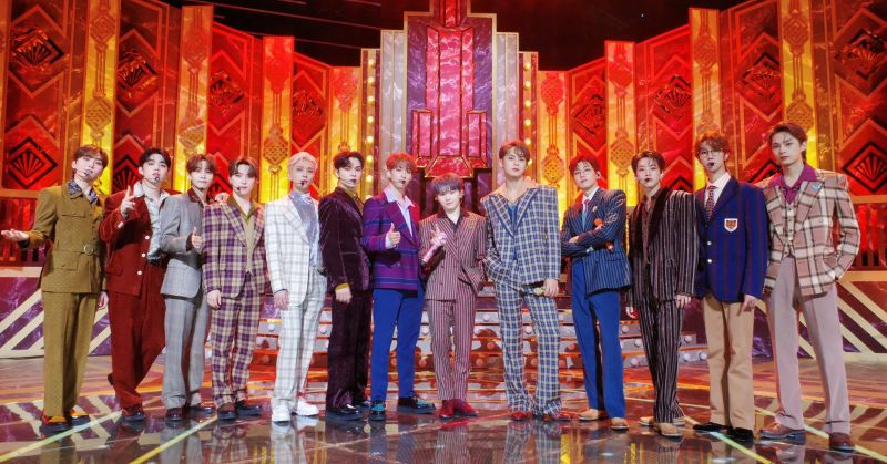 SEVENTEEN 特別專輯成績斐然 首週銷量破 93 萬張!