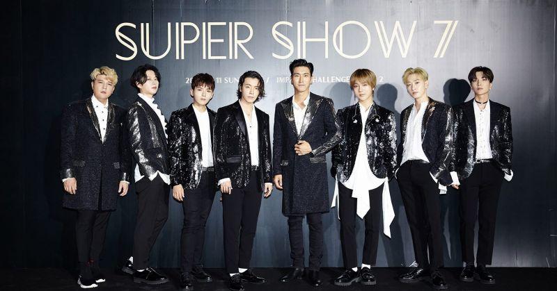 重溫 Super Junior 招牌演唱會的精彩表演 《Super Show》兩天安可公演 3 月舉行!