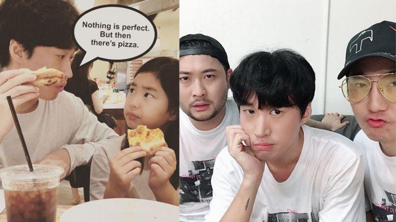 Tablo離開YG說的話:「在YG裡面最忙的藝人就是梁鉉錫社長本人了,現在請重新出道吧!」