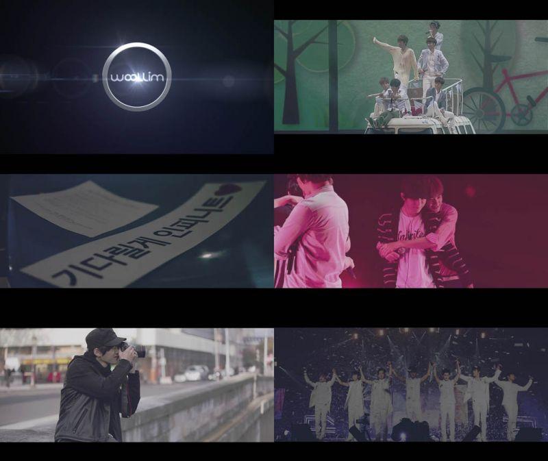 INFINITE電影《Grow》自作曲OST《一起》公開