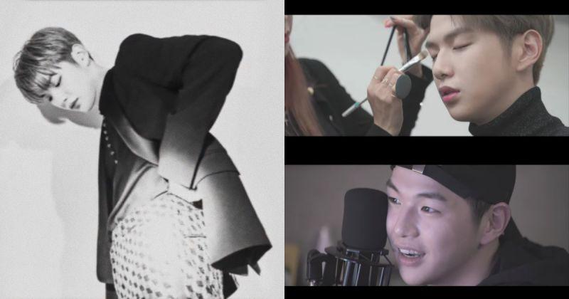 直击姜丹尼尔制作实况 〈Color On Me〉幕后花絮曝光!