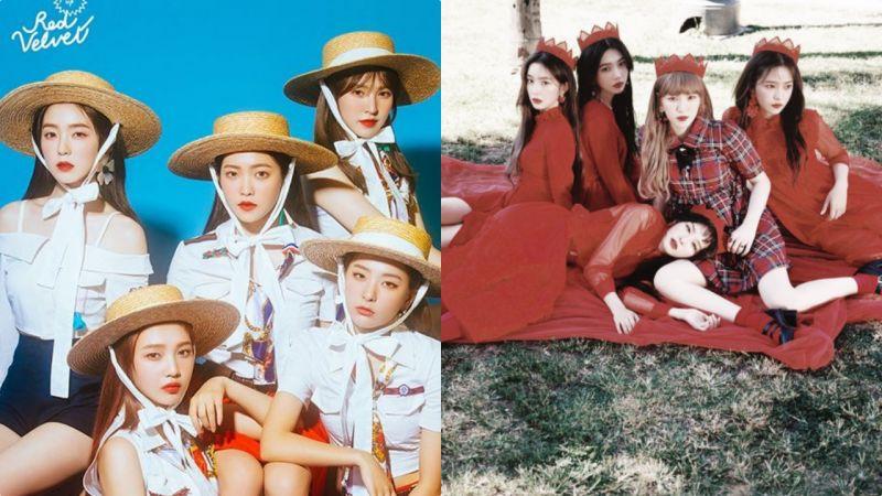 千万别和Red Velvet比概念照,因为肯定会输!你知道还有Red系和Velvet系吗?