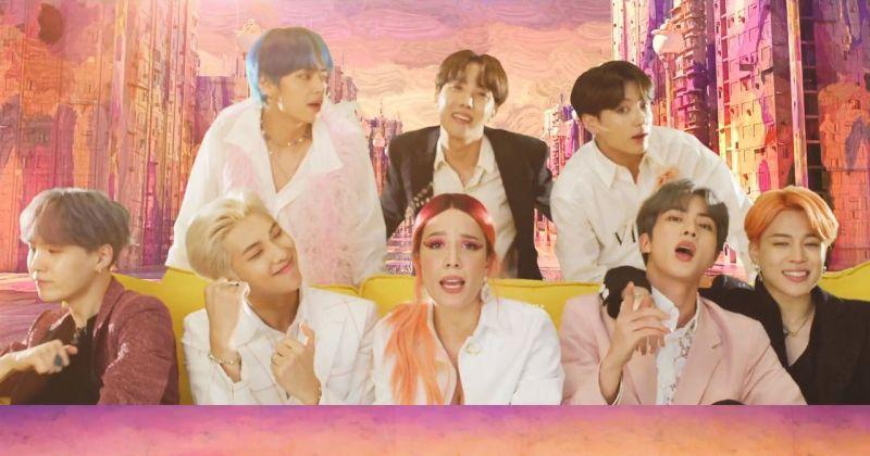 《MTV 音樂錄影帶大獎》BTS防彈少年團入圍四獎 新設「最佳 K-pop 獎」六團入圍!