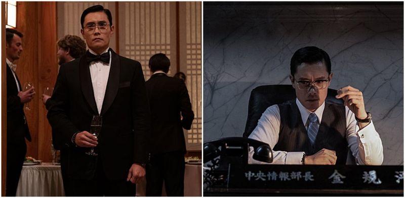 贺岁电影《南山的部长们》  只有李炳宪能超越李炳宪