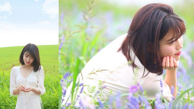 【心空警報】IU超美新專輯花絮照!美到讓人設置成手機桌布:「看了直發呆,讓人忘記該工作啦~!」