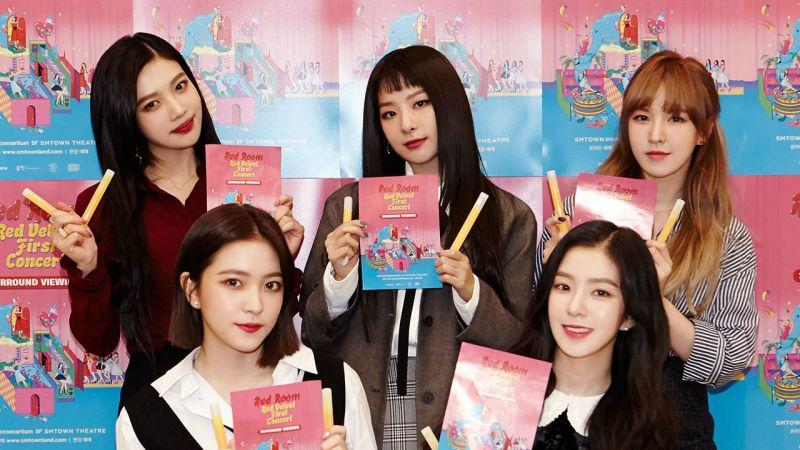Red Velvet 团体、个人一样红!攻占女团个人评价前六名