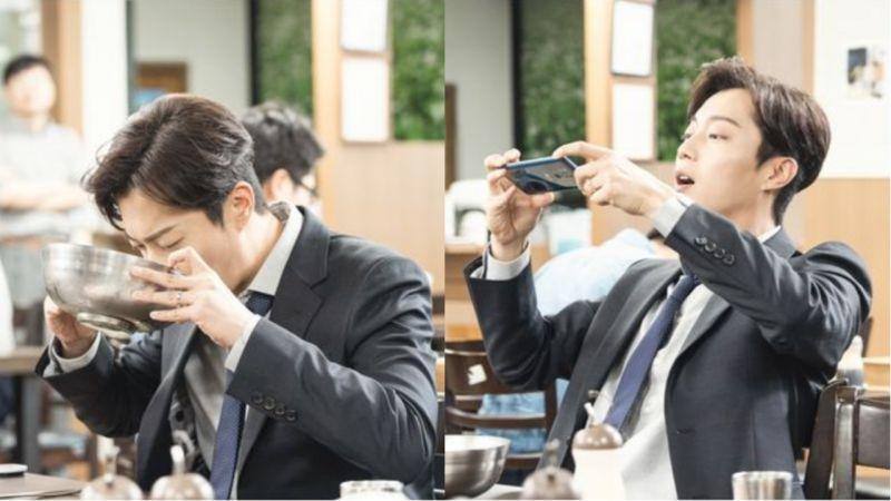 「吃播放送」啟動啦!《一起吃飯吧3》公開尹斗俊首次拍攝現場照,而他的拍攝心情是?