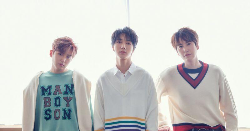 Super Junior-K.R.Y. 橫掃海外各國 iTunes 榜首 今晚公開表演新歌!
