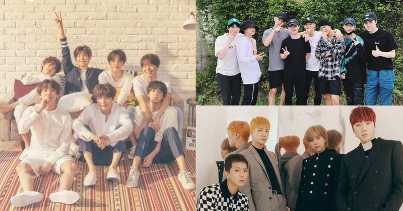 【男團品牌評價】BTS防彈少年團 13 度衛冕 「讓人幸福、開心又喜歡!」