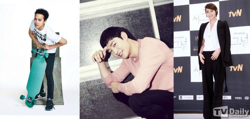 G-Dragon已於昨日完成《無限商社》錄製 今日金惠秀、李帝勳接力進行