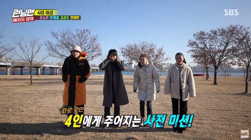 《兽头救兵》爆笑港版预告公开!4位望演齐登《Running Man》登上韩国热搜