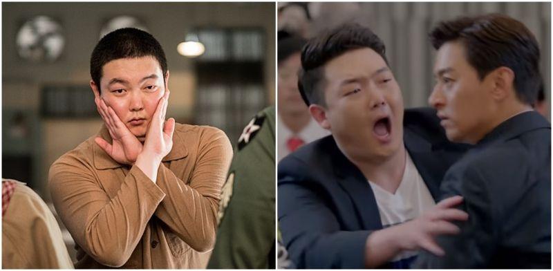《摇摆男孩》跳舞小胖超抢戏!他是韩国演员金敏浩