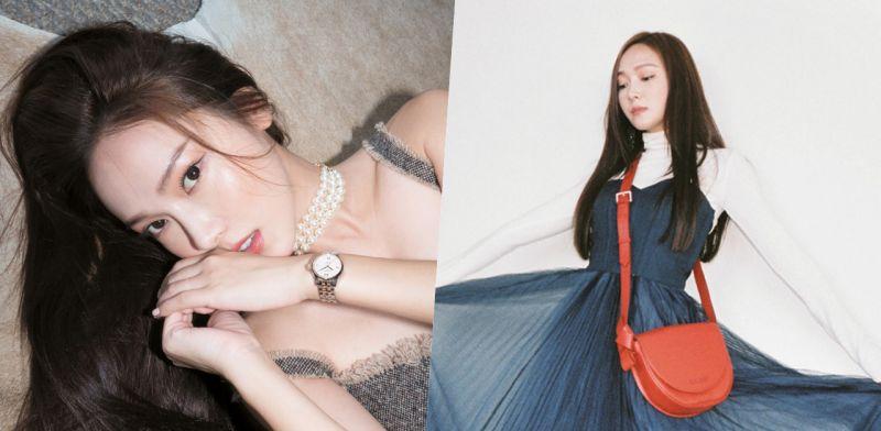 華美優雅! Jessica再登雜誌封面:「實現夢想的現在,最為幸福」