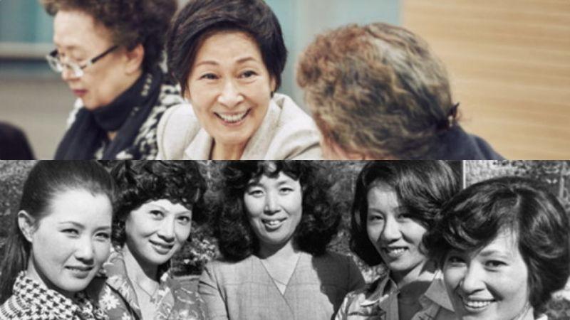 40年前的合影,40年后的重逢,这3位的存在就是一个传奇