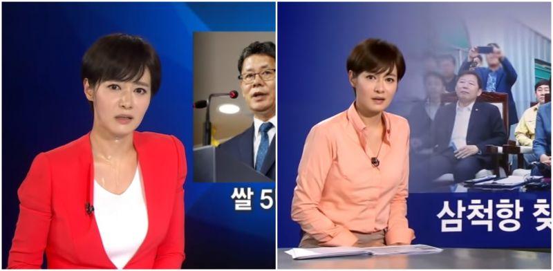 南韩最勇女主播!直播中冷汗直流却苦撑20多分钟播报