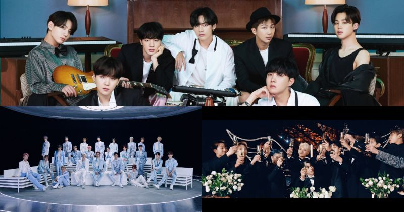 【男团品牌评价】BTS防弹少年团再度夺冠 B1A4、Pentagon、TXT 名次大进步!