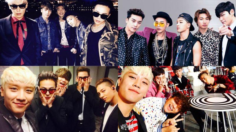 你期待BIGBANG十周年会有什么特别活动?