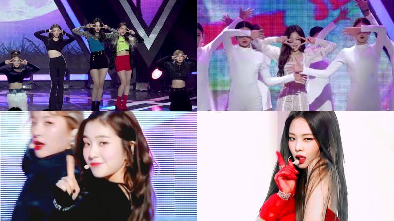 Irene和Jennie的感情真的很好呢!繼背後抱後,這次在音樂節目的舞台還交換了舞蹈動作♥