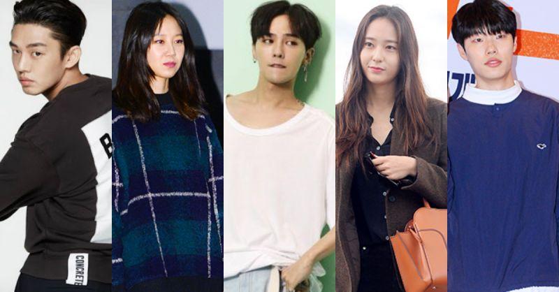 《名单公开2017》娱乐圈的私服时尚达人TOP8!第一名果然是他啊!