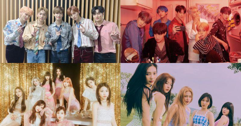 防弹少年团、NU'EST、TWICE、Red Velvet⋯⋯《KBS歌谣盛典》首波阵容出炉!