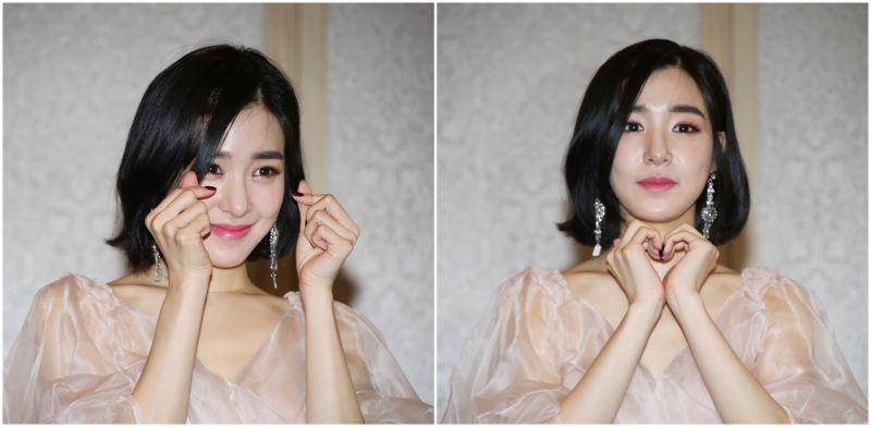 [访问]Tiffany的表演魂 !