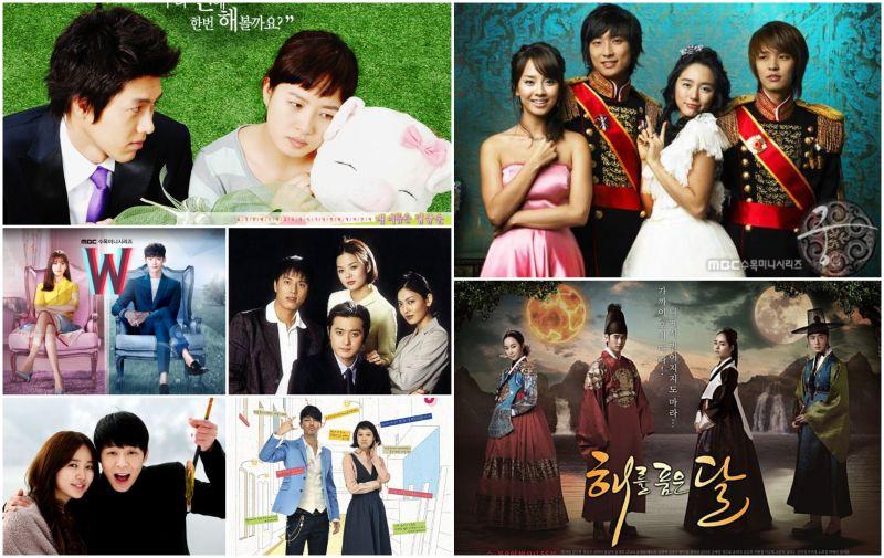 那些年MBC的经典剧 你看过哪出?  (水木剧篇)