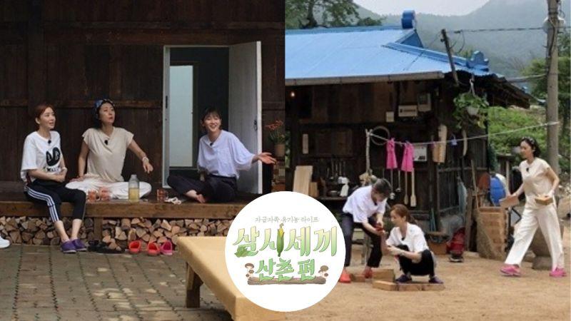 廉晶雅、尹世雅、朴素丹出演《一日三餐:女子篇》确定接档《姜食堂3》在8月9日播出!