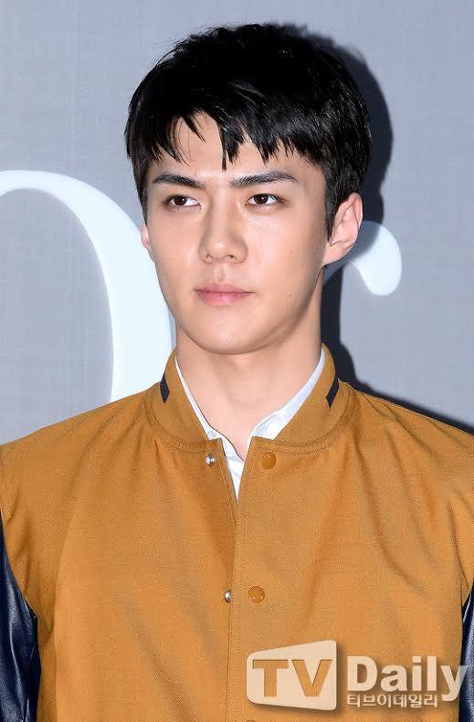 EXO世勳加盟中韓合作影片《親愛的阿基米德》