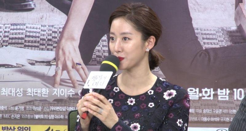 《拖旅行箱的女人》全慧彬:我也想演受人喜愛的角色,但這個反派很有魅力與挑戰。