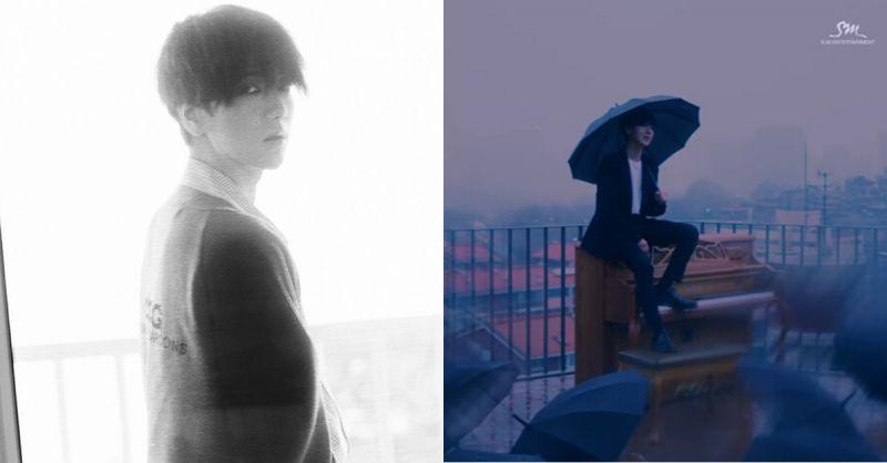 SJ艺声带著新专辑来了! 《春日的阵雨》MV公开
