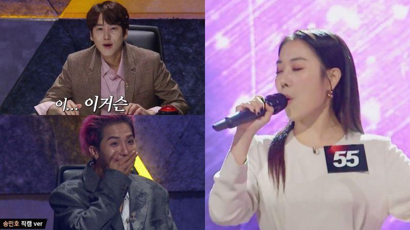 《Sing Again》这位参赛者一开口...就让评审团超惊讶!原来是《Sky Castle》OST《We All Lie》的原唱!