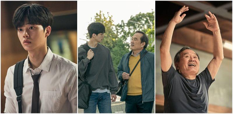 3月22首播《如蝶翩翩》预告公开:看70岁朴仁焕+23岁宋江的忘年师生情!