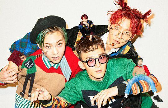 EXO-CBX新曲發行在即 30日V Live 1-2部特輯直播來襲