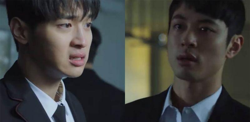 张东润x徐碧浚电影《Run Boy Run》海报及预告公开