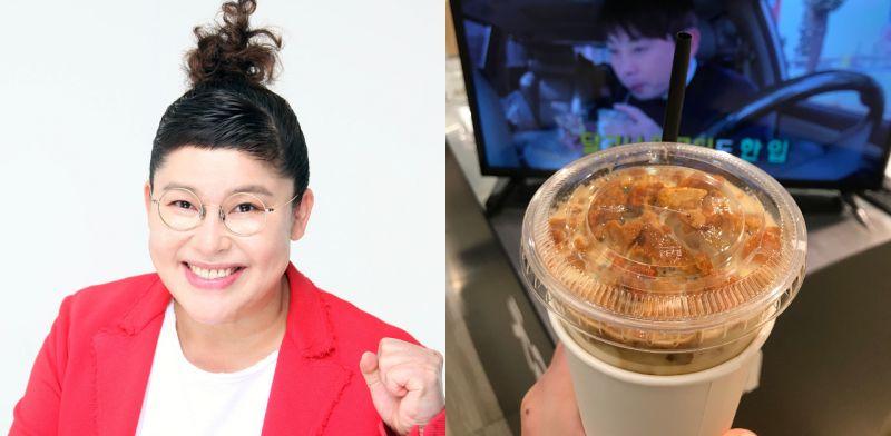 跟著李英子吃美食:ㅊa奶茶店——焦糖餅X奶茶...傳統與現代的融合!