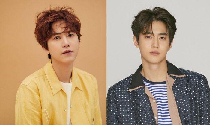 SJ圭賢、EXO SUHO將出演《驚人的星期六》!變身為「搞笑的男人」為音樂劇《笑面人》宣傳