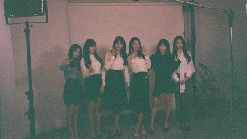 六人組AOA重新出發,確定5月28日回歸!