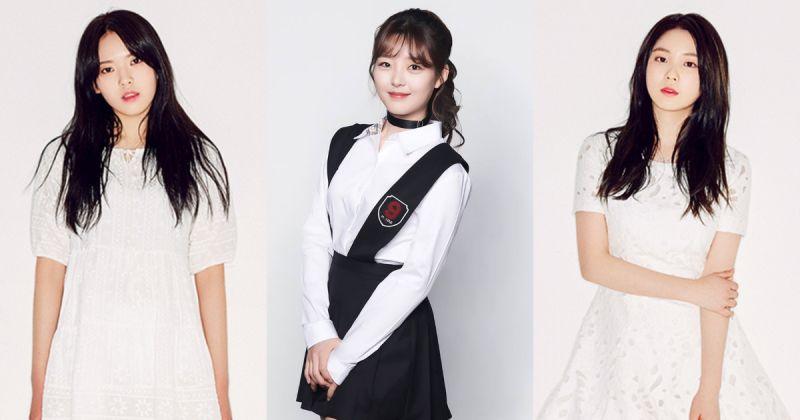 明星帝國旗下品牌推新女團 ARIAZ 半數成員曾參加選秀!