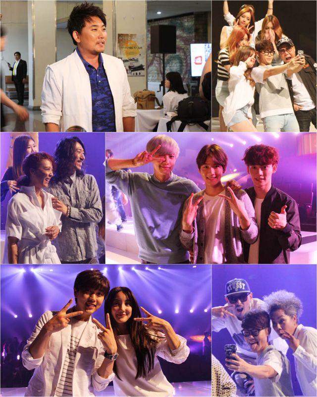 EXO、INFINITE錄製《我是大韓民國》主題曲 大牌雲集