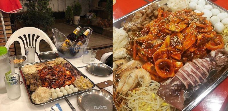 全州美食推薦:最豐富鮮美的海鮮大餐都在「超級蝸牛」!