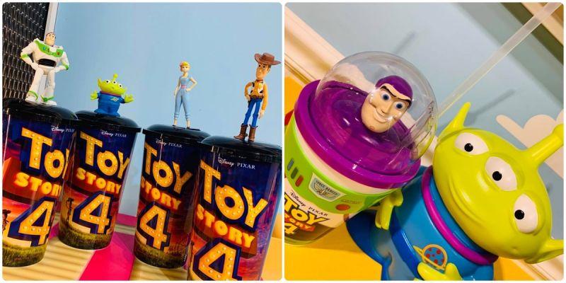 玩具总动员4上映,CGV影城周边商品好想整组带回家!