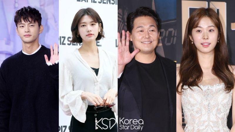 徐仁國、庭沼珉出演tvN新劇《從天而降的一億顆星星》!朴誠雄、徐恩秀也確定加盟