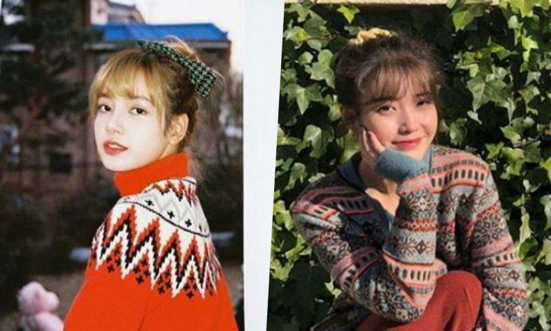 韓國潮人新寵「老婆婆毛衣」,超多明星都在穿!