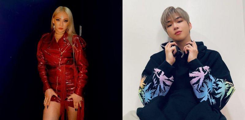 「KPOP女王」CL與姜丹尼爾公司成為合作夥伴,粉絲大喊:拜託兩人快出合作曲!