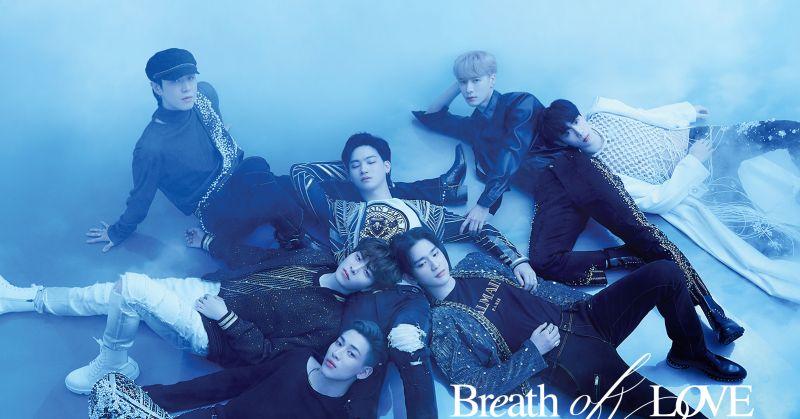 GOT7 23 日發行先行曲〈Breath〉 由榮宰參與作詞、作曲!