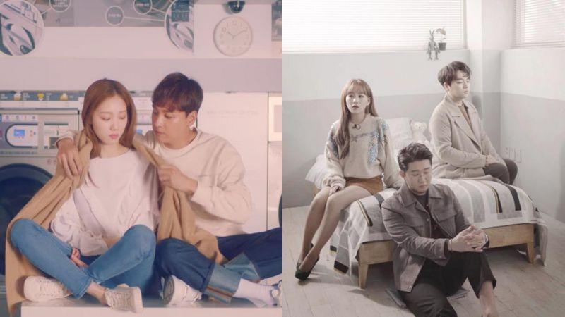 让李圣经&崔泰俊出演完全变成一部「小韩剧」 Urban Zakapa新歌完整MV唯美公开