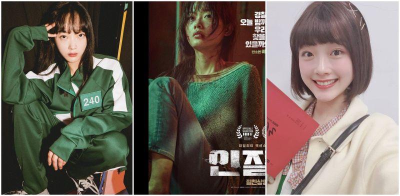 《魷魚遊戲》「智英」李瑜美作品多多!《綁架影帝黃晸珉》與《醫師耀漢》中都有演出!