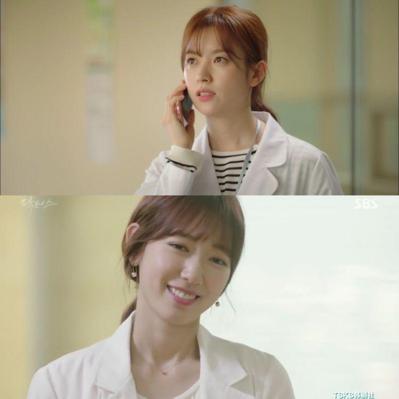 《W-兩個世界》韓孝周的醫生形象跟《Doctors》的朴信惠太相似嗎?