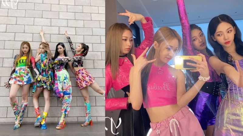 aespa的造型师竟然是这位资深女演员!Red Velvet Irene&涩琪小分队绝美Look也出自她手